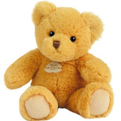 Peluche ours Titours jaune miel (27 cm)  par Histoire d'Ours