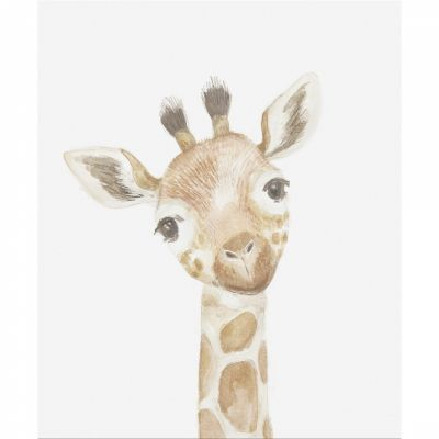 Affiche Welcome to the world Girafe (30 x 40 cm)  par Mamas and Papas
