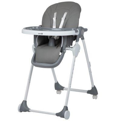 Chaise haute pliante Looky Warm gray  par Safety 1st