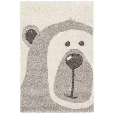 Tapis rectangulaire Ourson gris (80 x 150 cm)  par Art for Kids