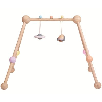Arche d'activités pastel  par Plan Toys
