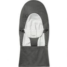 Housse pour transat Bliss et Balance Soft Jersey 3D gris anthracite