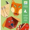 Kit d'Origamis animaux - Djeco