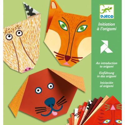 Kit d'Origamis animaux Djeco