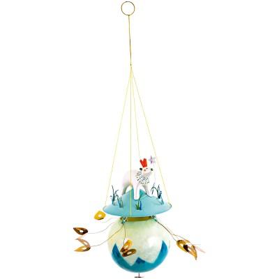 Mobile décoratif musical Cosmobille l'Ours  par L'oiseau bateau