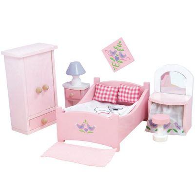 Chambre Sugar Plum pour maison de poupée  par Le Toy Van