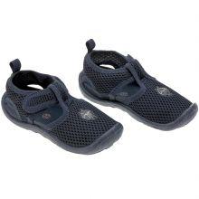 Chaussures de plage anti-dérapante Splash & Fun bleu marine (6-9 mois)  par Lässig