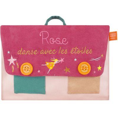 Cartable Danse avec les étoiles (personnalisable)