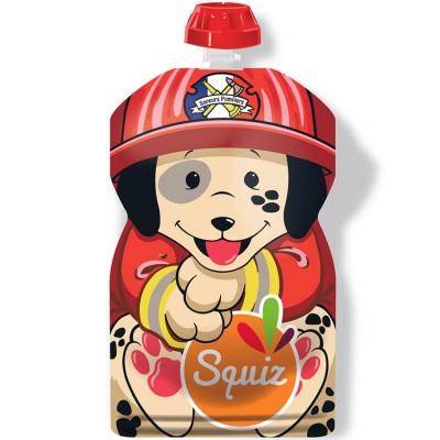 Gourde réutilisable Chien pompier Carnaval (130 ml)  par Squiz