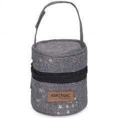 Range sucette Weekend Constellation Etoile gris