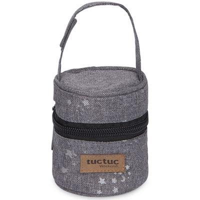 Range sucette Weekend Constellation Etoile gris  par Tuc Tuc