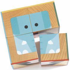 Puzzle cubes CubaBasic (4 cubes)
