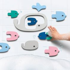 Puzzle de bain Baleine