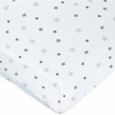 Drap housse étoile (70 x 140 cm)