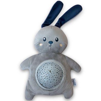 Veilleuse peluche lapin (20 cm)  par Pabobo