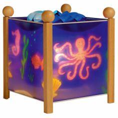 Lanterne magique Mer naturel
