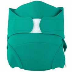 Culotte couche lavable TE2 turquoise Atlantide (Taille M)
