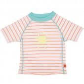 Tee-shirt de protection UV à manches courtes Splash & Fun marin pêche (6 mois) - Lässig