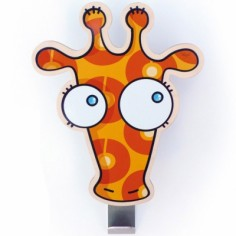 Patère girafe