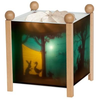 Lanterne magique Gédéon naturel  par Trousselier