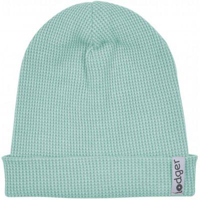 Bonnet en coton Ciumbelle Silt Green vert d'eau (6-12 mois) Lodger