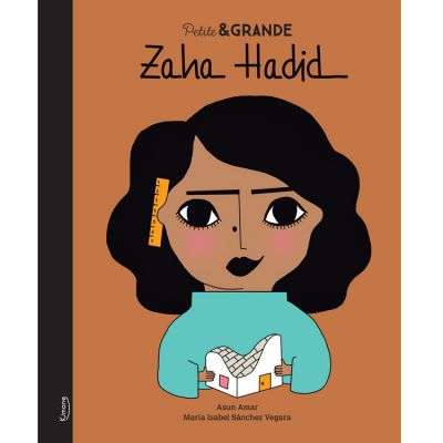 Livre Zaha Hadid  par Editions Kimane