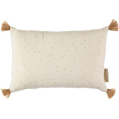 Coussin rectangulaire Sublim Honey sweet dots (20 x 35 cm)  par Nobodinoz