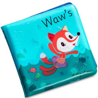 Livre de bain magique Alice splash  par Lilliputiens
