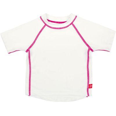 Tee-shirt de protection UV à manches courtes Splash & Fun blanc (24 mois)  par Lässig