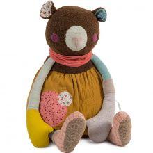Peluche géante ours Les jolis trop beaux (90 cm)  par Moulin Roty