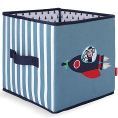 Panier de rangement Space Monkey (30 x 30 cm)