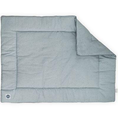 tapis de jeu mini dots vert d 39 eau 80 x 100 cm jollein. Black Bedroom Furniture Sets. Home Design Ideas