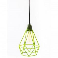 Lampe baladeuse Diamond 1 verte