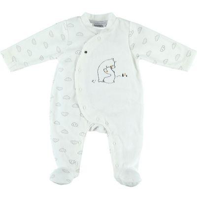 Pyjama chaud Timeless (1 mois)  par Noukie's