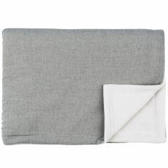 Couverture polaire Sirène Grey (75 x 100 cm)