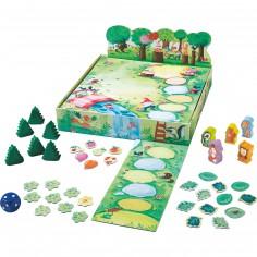 Puzzle play box Fête des lutins