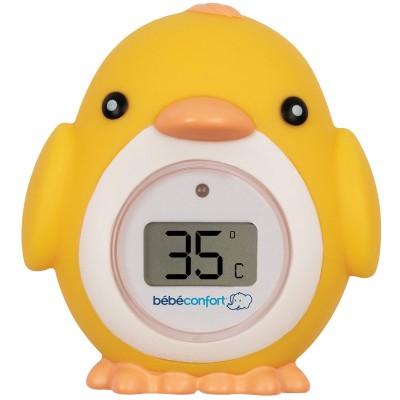 Thermomètre de bain électronique poussin  par Bébé Confort