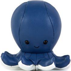 Hochet Octave la pieuvre Tiny Friends (10 x 10 cm)