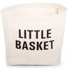 Panier de toilette Little basket (23 x 30 cm)  par Childhome