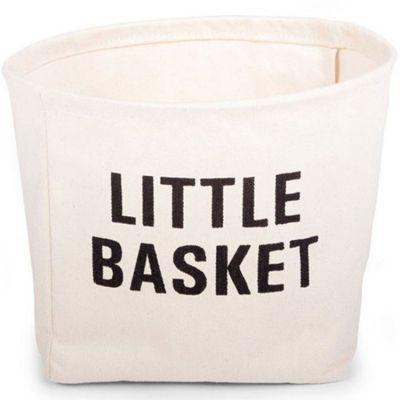 Panier de toilette Little basket (23 x 30 cm)  par Childhome