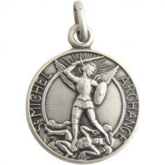 Médaille Archange St Michel (argent 925°)