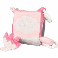 Cube d'activités cygne Baby Swan
