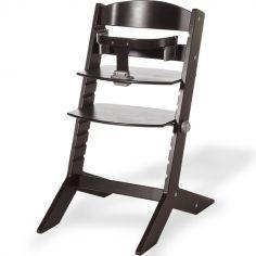 Chaise haute évolutive Syt wengé