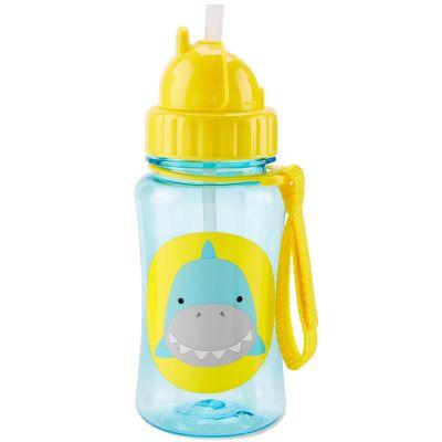 Gourde à paille Zoo Requin (350 ml)  par Skip Hop
