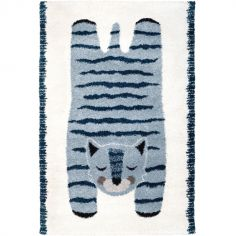 Tapis rectangulaire chat Elvar (100 x 150 cm)