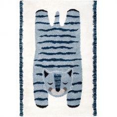 Tapis rectangulaire chat Elvar (100 x 150 cm)