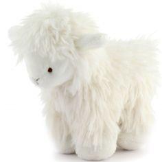 Peluche Edmond le mouton écru (12 cm)