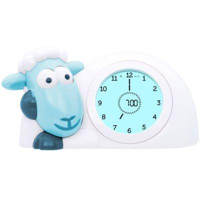 Réveil ludique SAM mouton bleu ZAZU