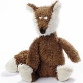 Petit renard Beasts marron (22 cm) - Sigikid