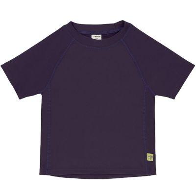 Tee-shirt anti-UV manches courtes prune (3 ans)